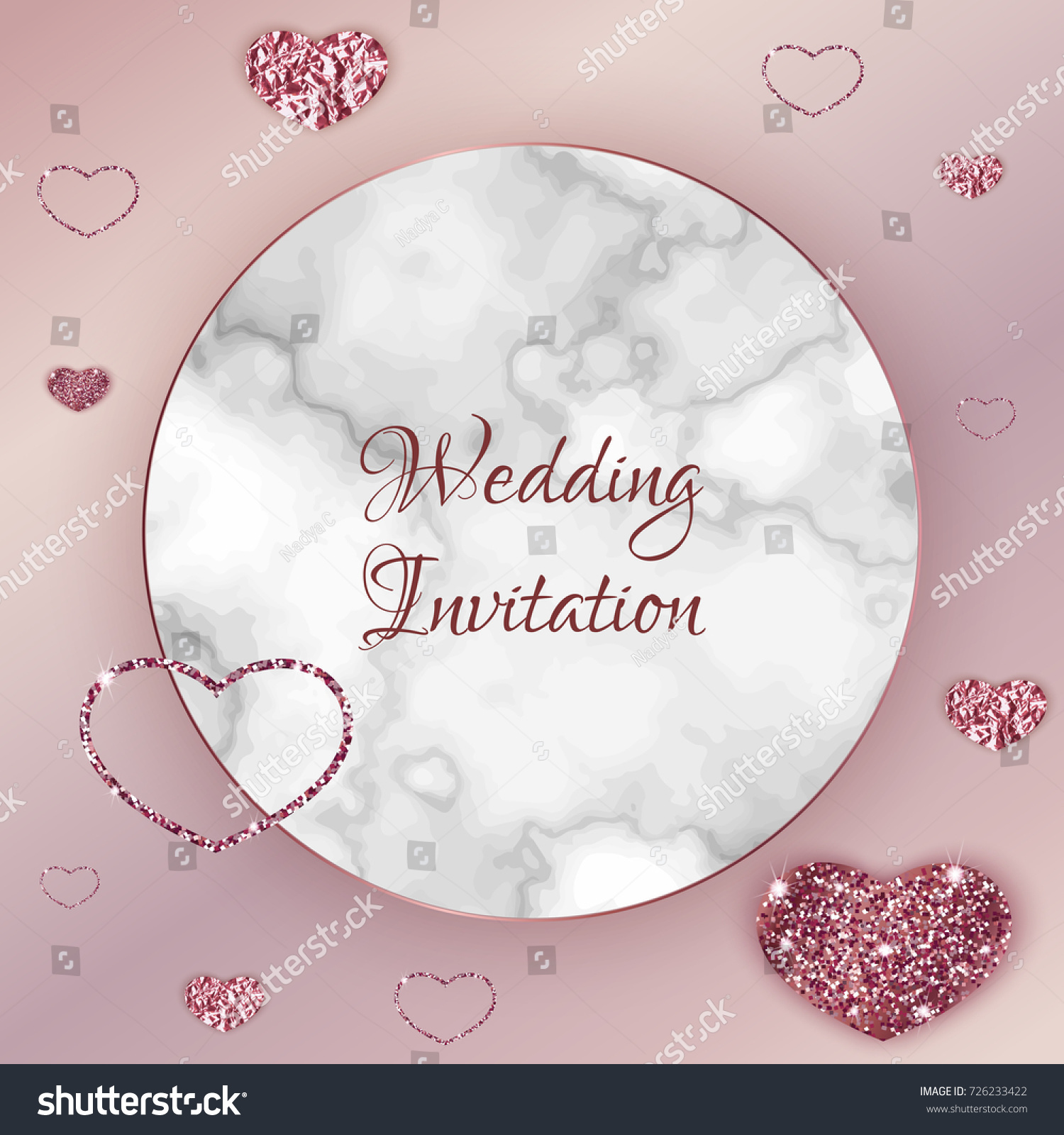 Cool Wallpaper Marble Heart - stock-vector-geometric-wedding-invitation-marble-texture-background-in-trendy-minimalistic-style-heart-726233422  HD_419950.jpg