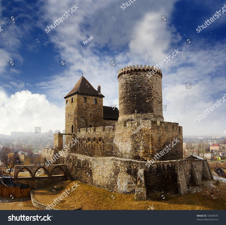 castle bedzin poland medieval - photo #18