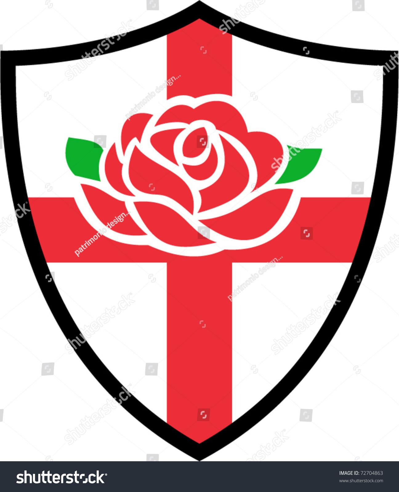 English Rose Symbol
