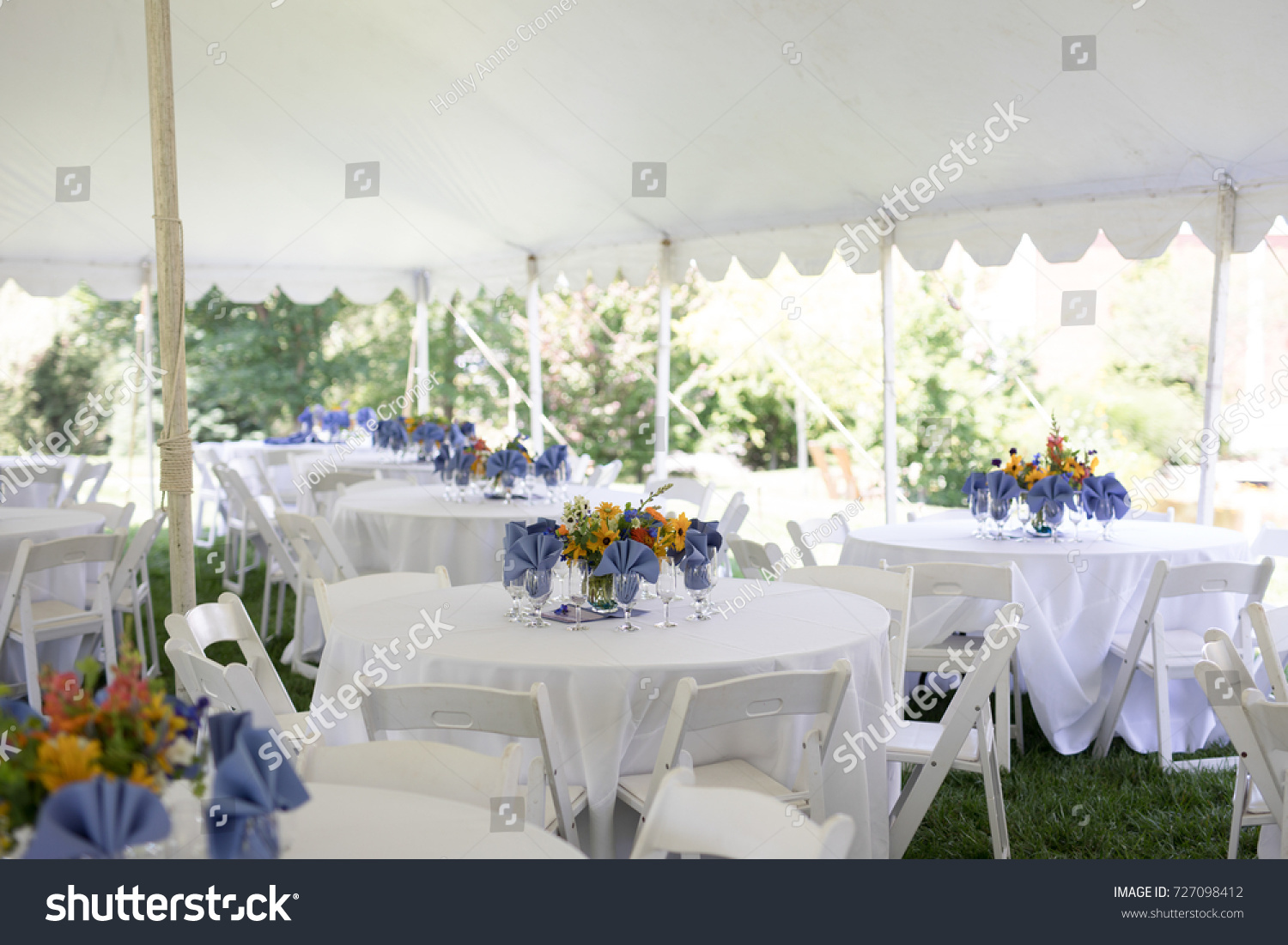 Wildflower Wedding Centerpieces Black Eyed Susans Stock Photo (Safe ...