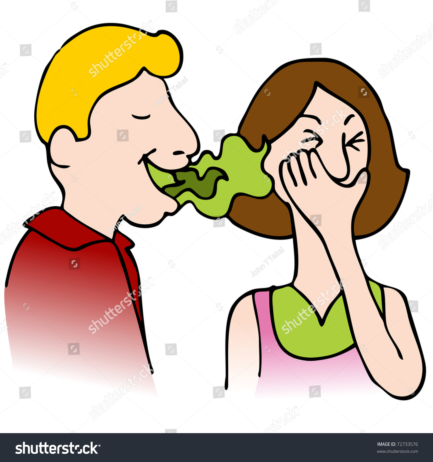 Dating guy with bad breath
