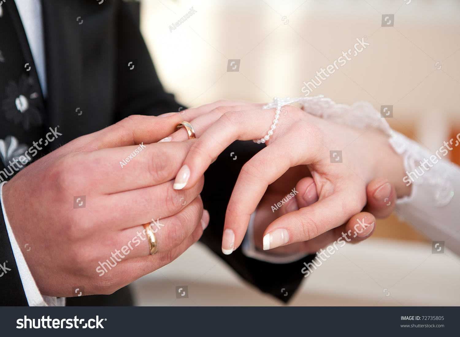 Hands Rings Stock Photo & Image (Royalty-Free) 72735805 - Shutterstock