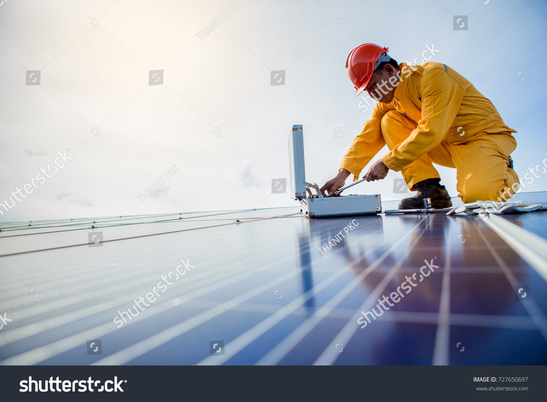maintenance of solar panels pdf