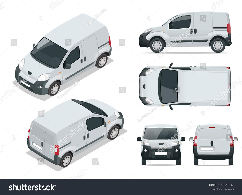 car template