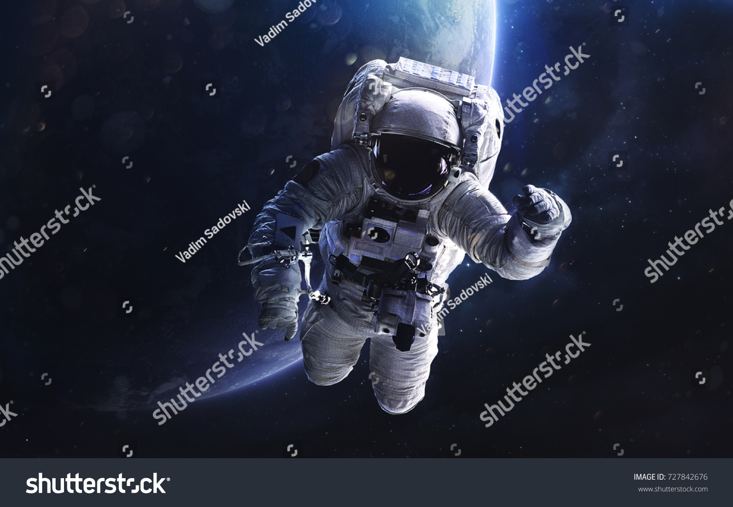 Astronaut deep space image science fiction 727842676 deep space image science fiction fantasy in high resolution ideal for wallpaper and voltagebd Choice Image