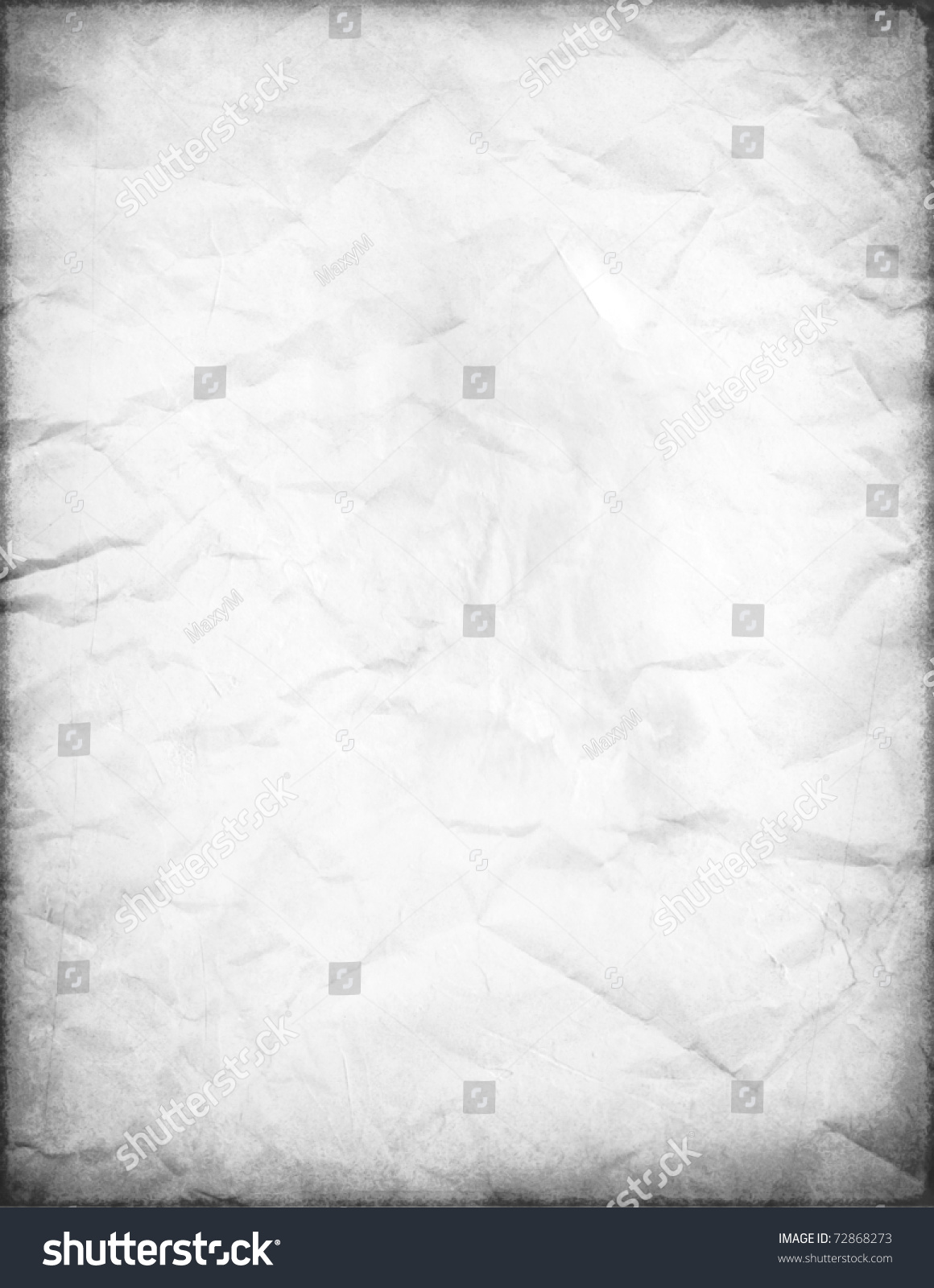 Old White Paper Retro Effect On Stock Photo 72868273 - Shutterstock