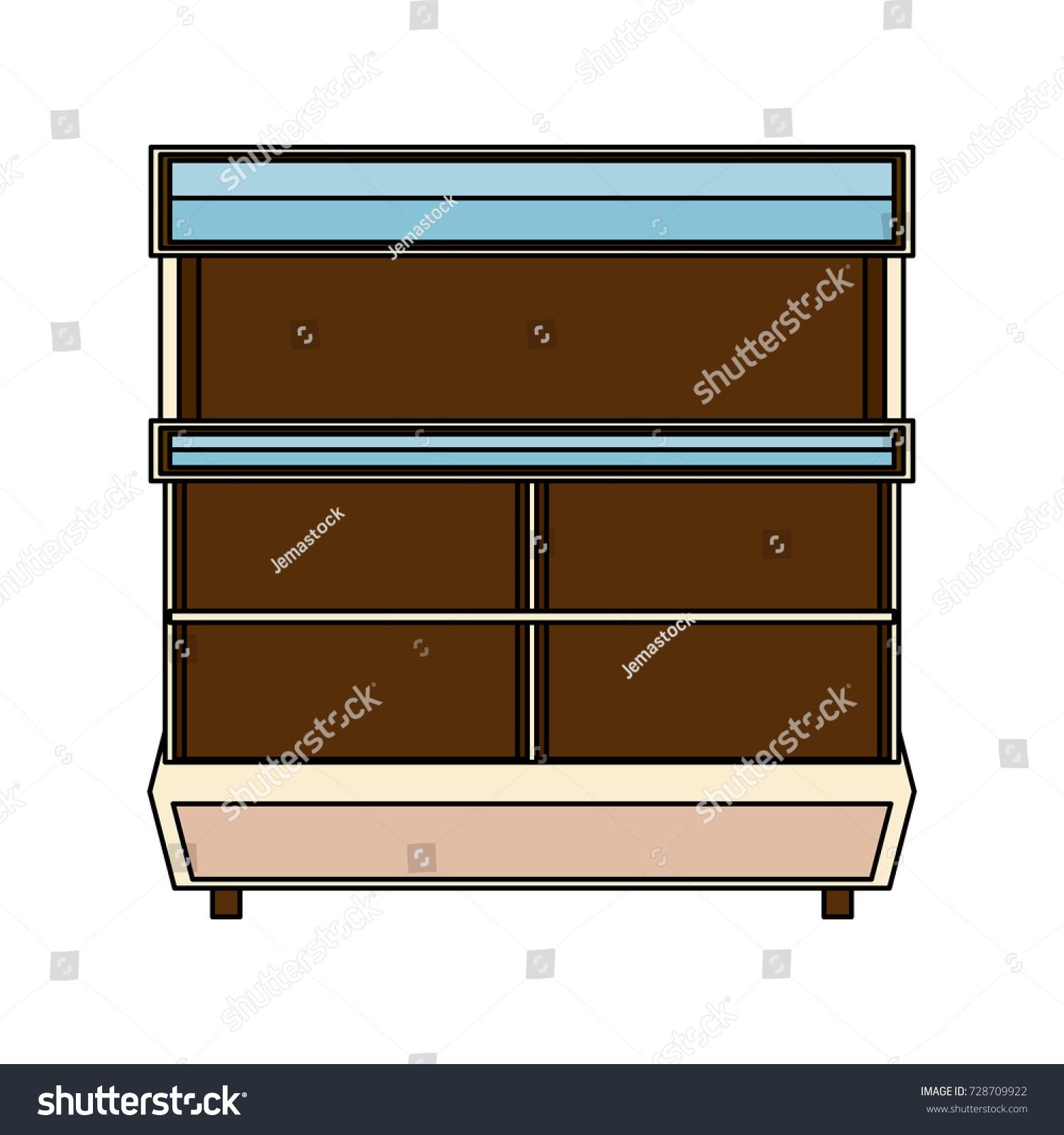 Bookshelf Icon Image