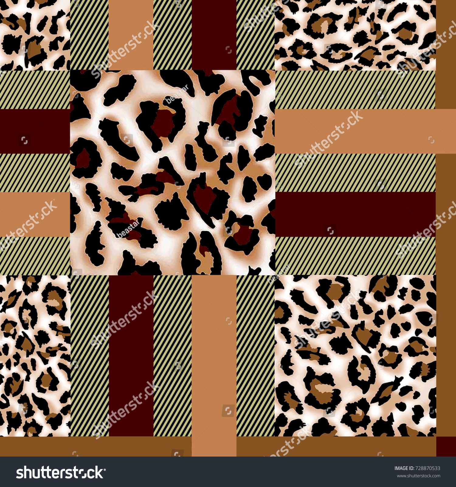 Leopard Print Business Cards Image collections - Free Business Cards