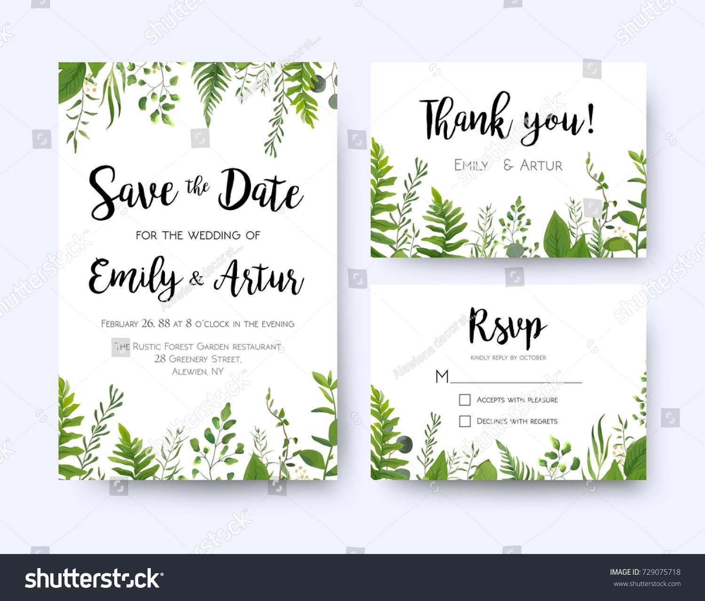 Wedding invite invitation menu rsvp thank em vetor stock 729075718 wedding invite invitation menu rsvp thank em vetor stock 729075718 shutterstock stopboris Choice Image