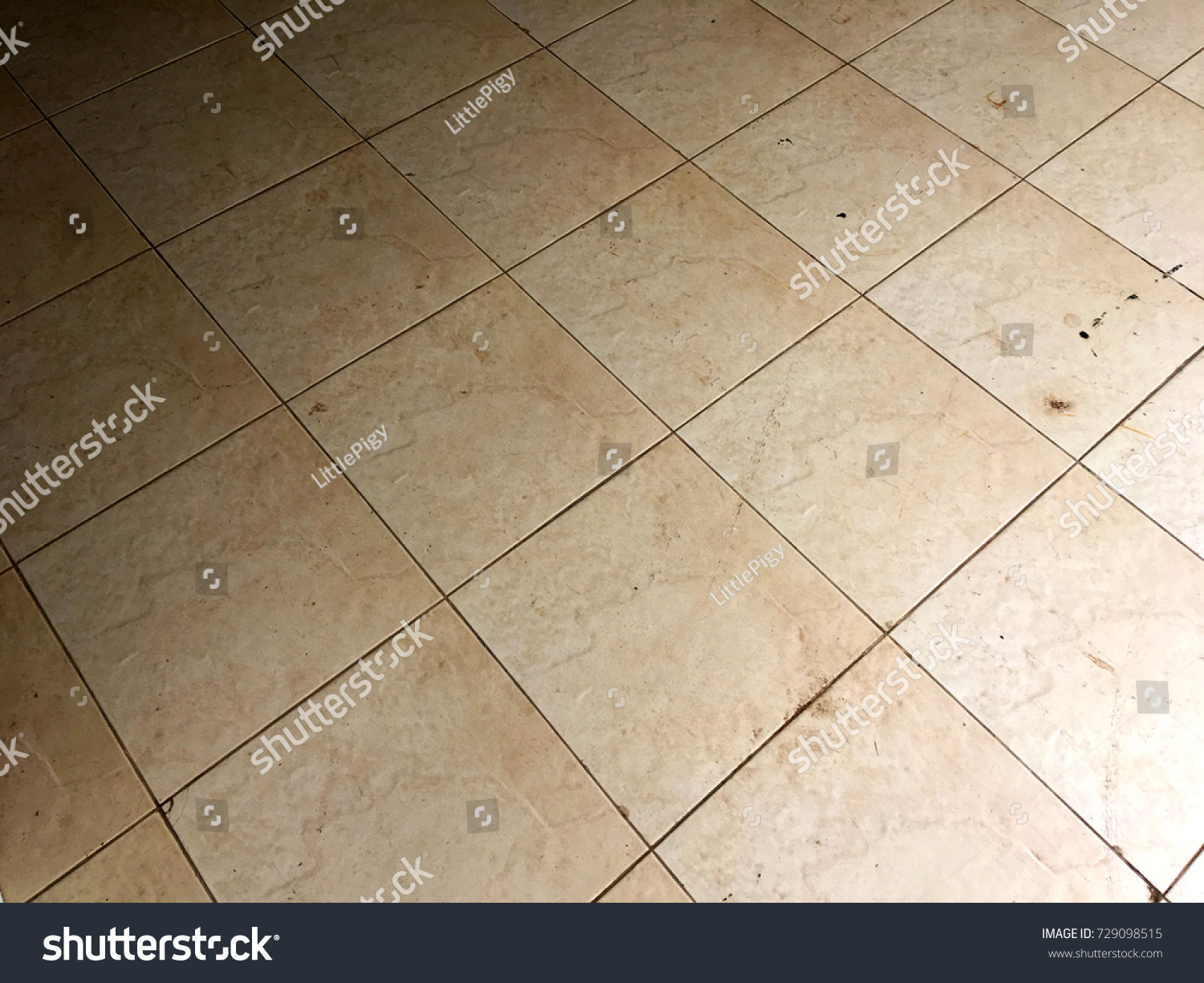 Old Ceramic Tiles Texture And Backgrounddirty And Stain Ez Canvas