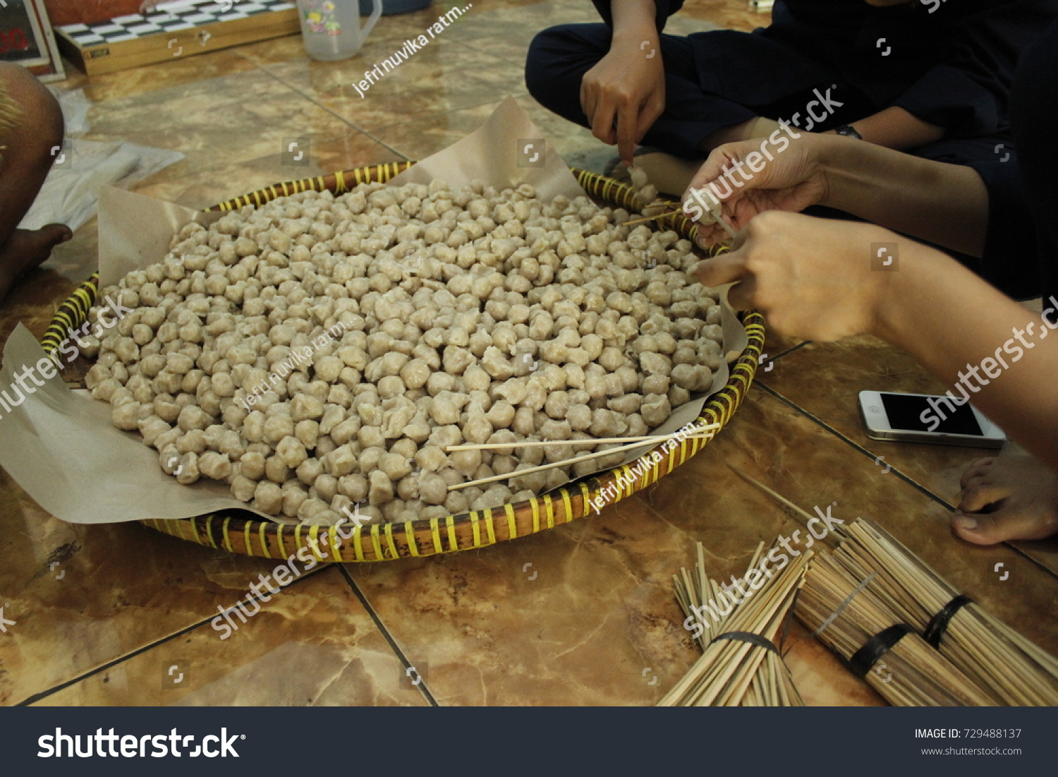 Pentol indonesian special food stock photo 729488137 shutterstock altavistaventures Image collections
