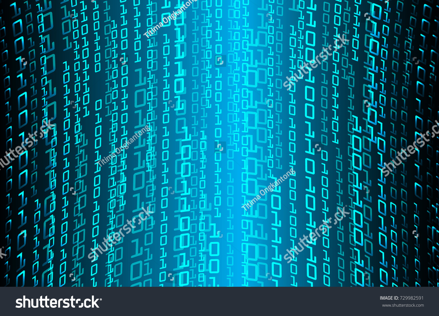 Binary Circuit Board Future Technology Blue Cyber Security Concept Abstact Background With And Code Stock Images Abstract Hi Speed Digital Internetmotion Move Blur Pixel Vector Ez