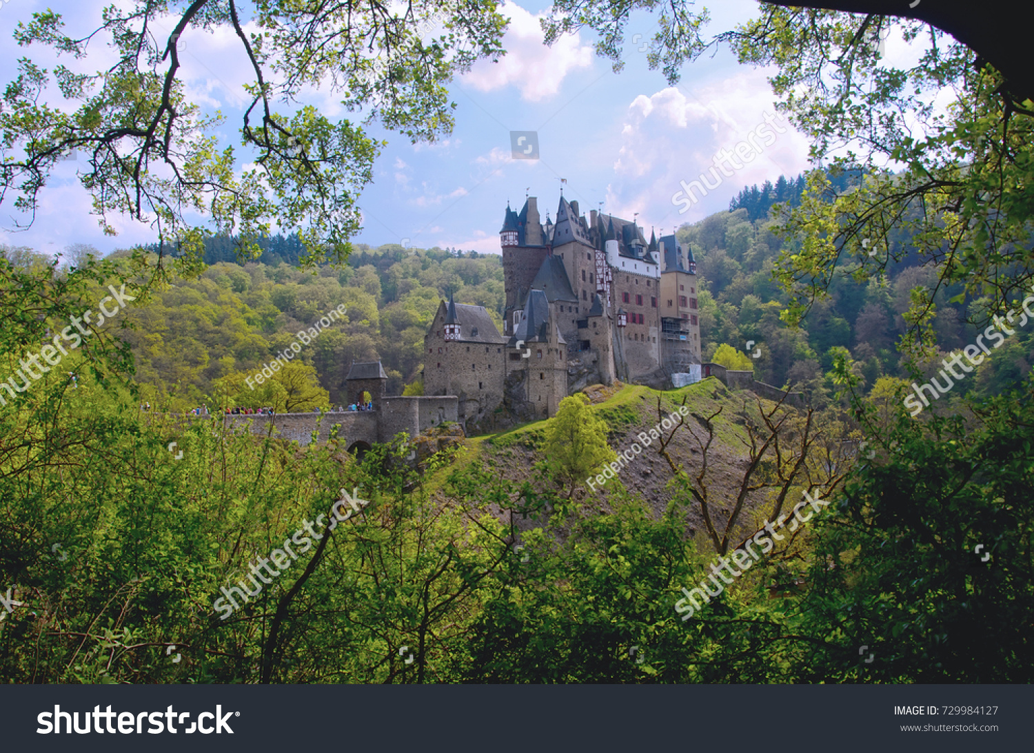 stock-photo-eltz-castle-in-rhineland-pal