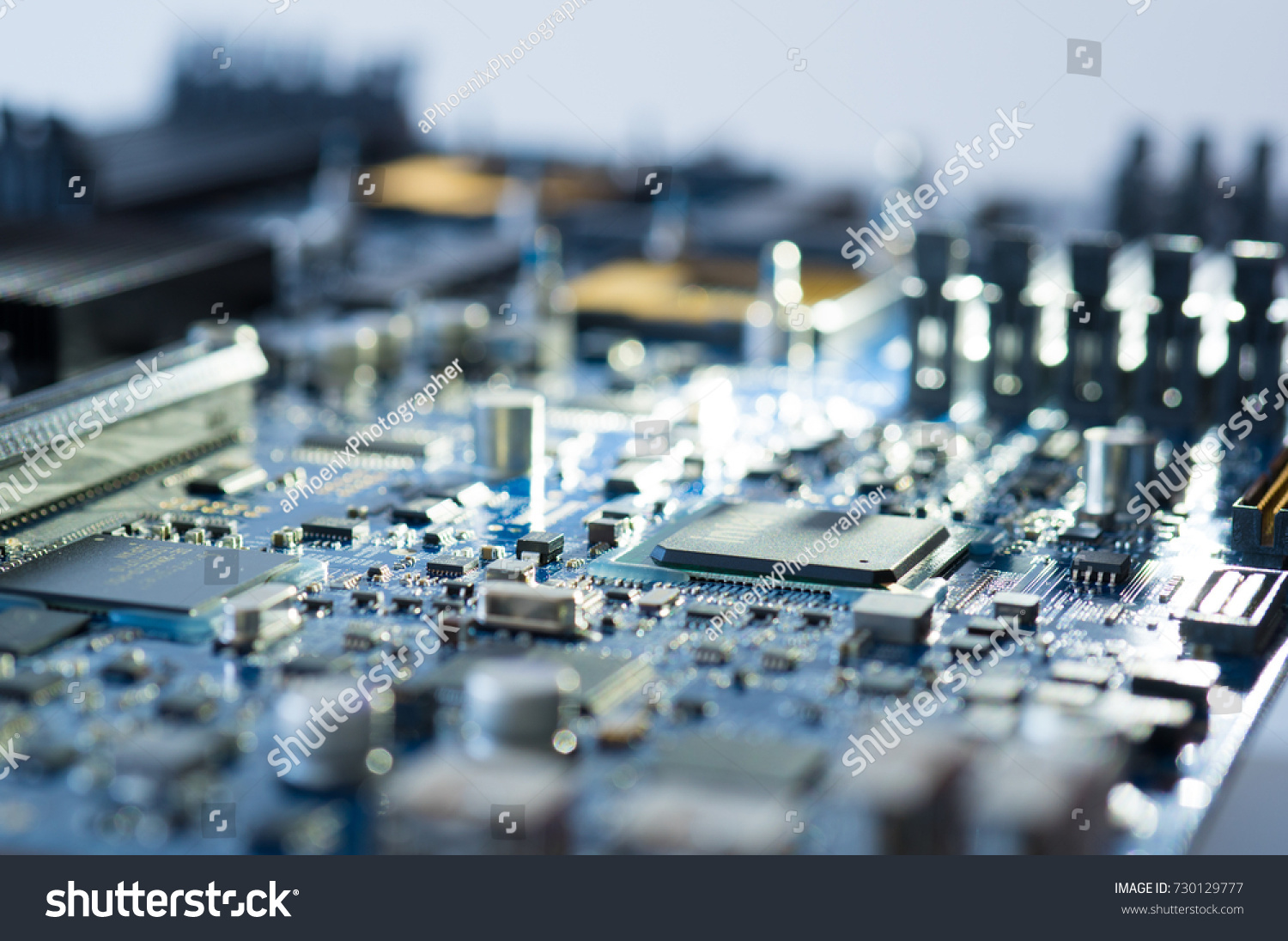 Hardware Design Electrical Pcb Service Support Stock Photo Edit Now Circuit Boards Fabrication And Low Cost Services Chip Upgrade Semiconductor Manufacturing Electronic Device Board