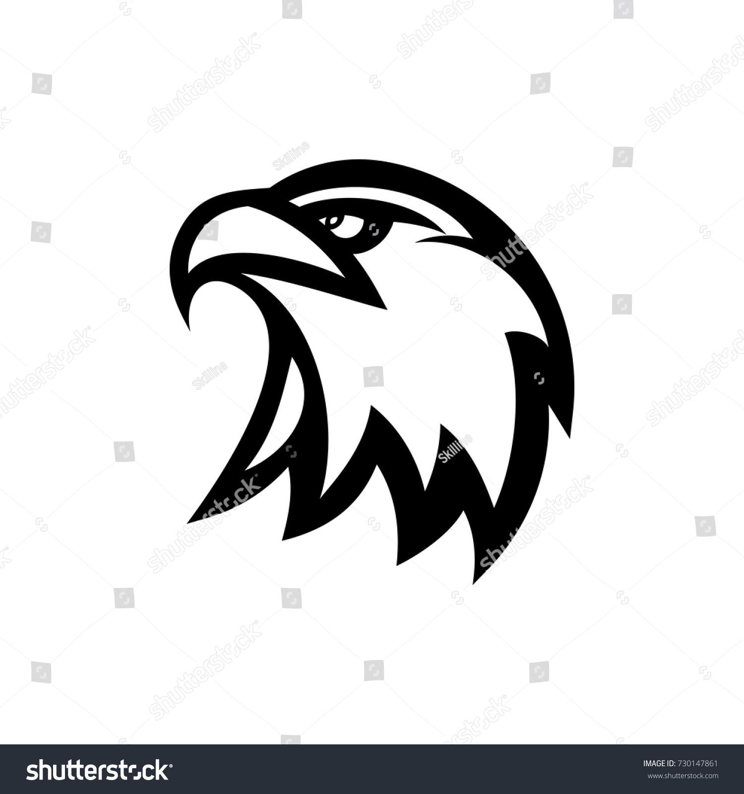 Bird Logo Eagle Logovector Logo Template Ez Canvas