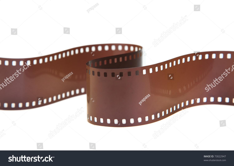 Iso 400 35mm Classic Negative Film Stock Photo 73022947 ...