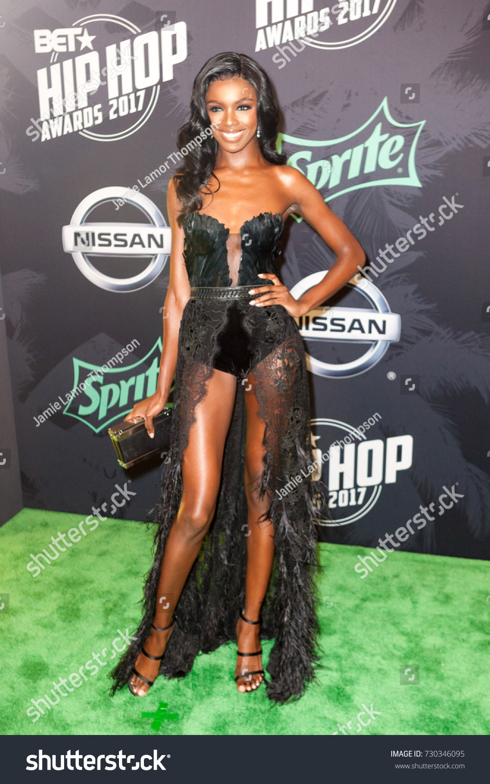 Leomie anderson see through new photo