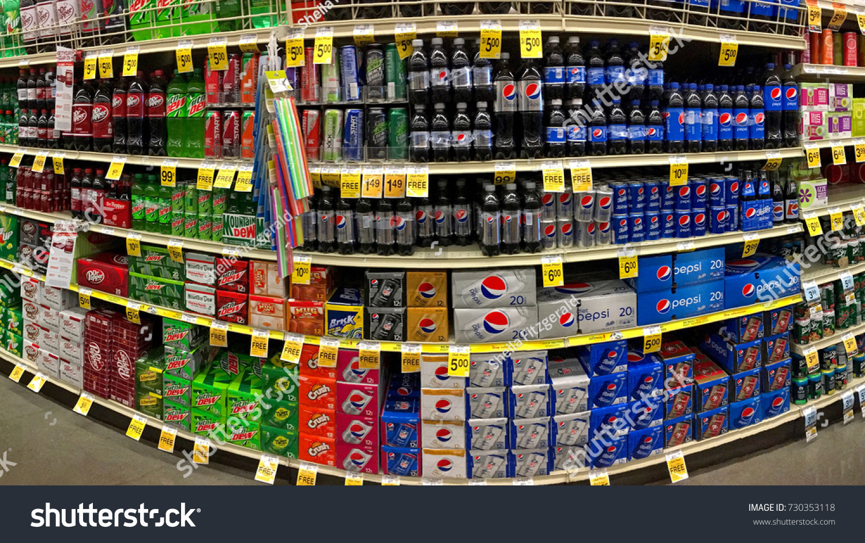 Alameda Ca October 08 2017 Grocery Stock Photo 730353118