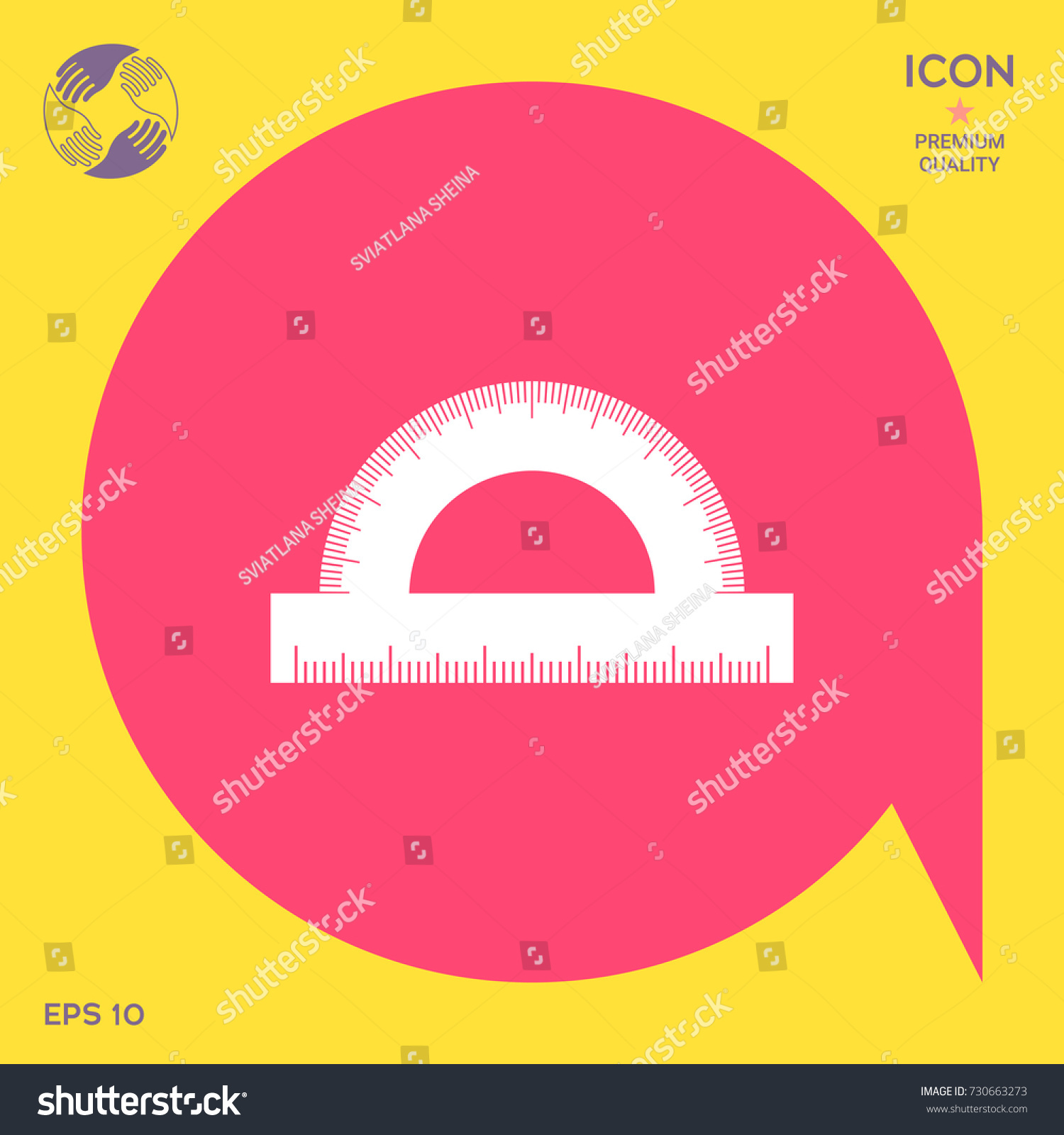 worksheet Protractor Template blank polar graph paper protractor letter for sponsorship sample 100 360 degree template measuring angles and stock vector 730663273 templatehtml