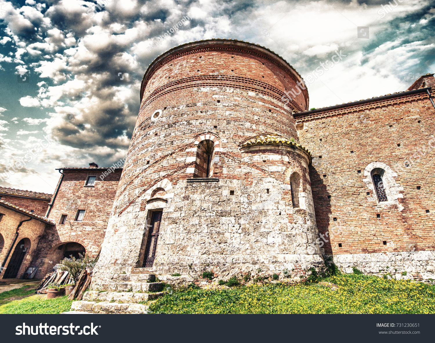 Ancient European Architecture And Landmarks