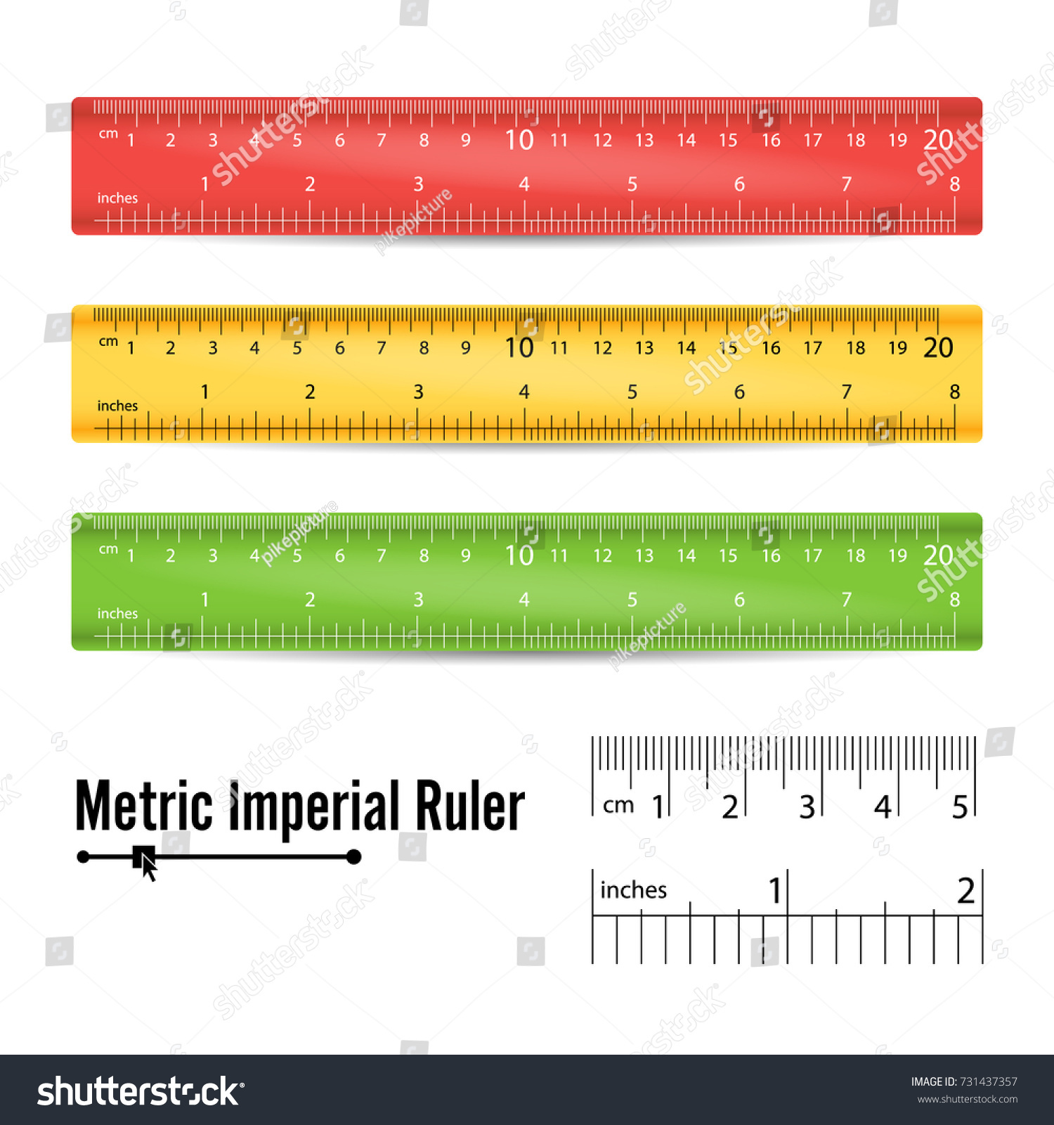 worksheet Measuring Centimeters school measuring ruler vector measure tool stock 731437357 millimeters centimeters and inches scale isolated