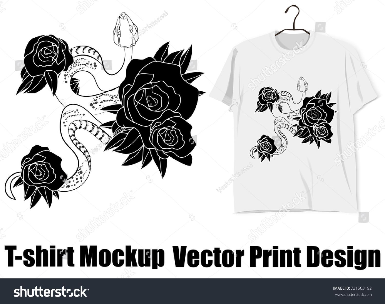 Black And White Flower Print Shirt Bcd Tofu House