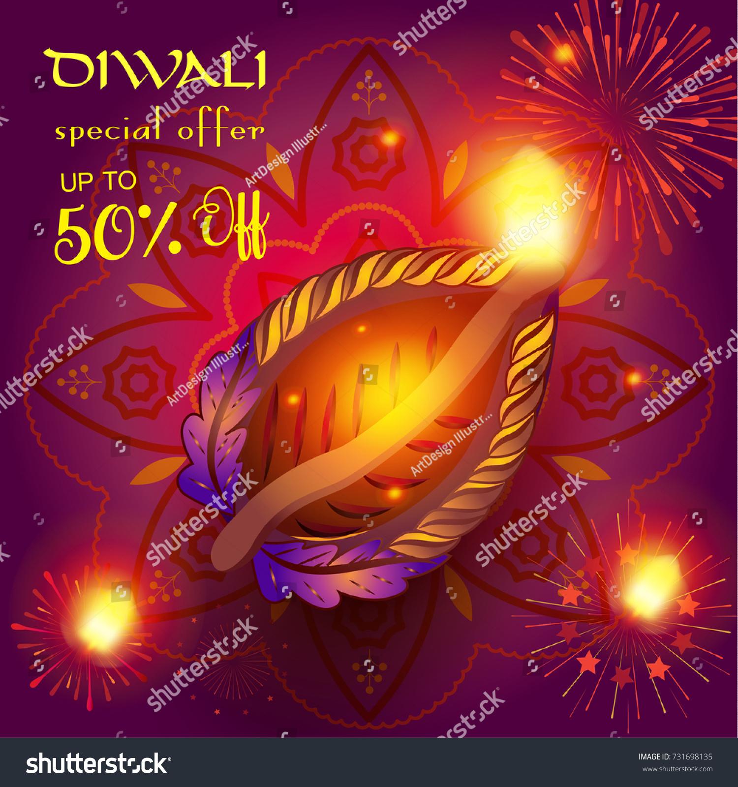 Royalty Free Stock Illustration Of Diwali Sale Prosperous Banner