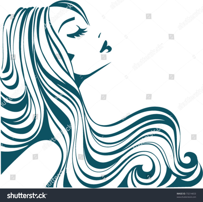 Beautiful Girl Long Th...