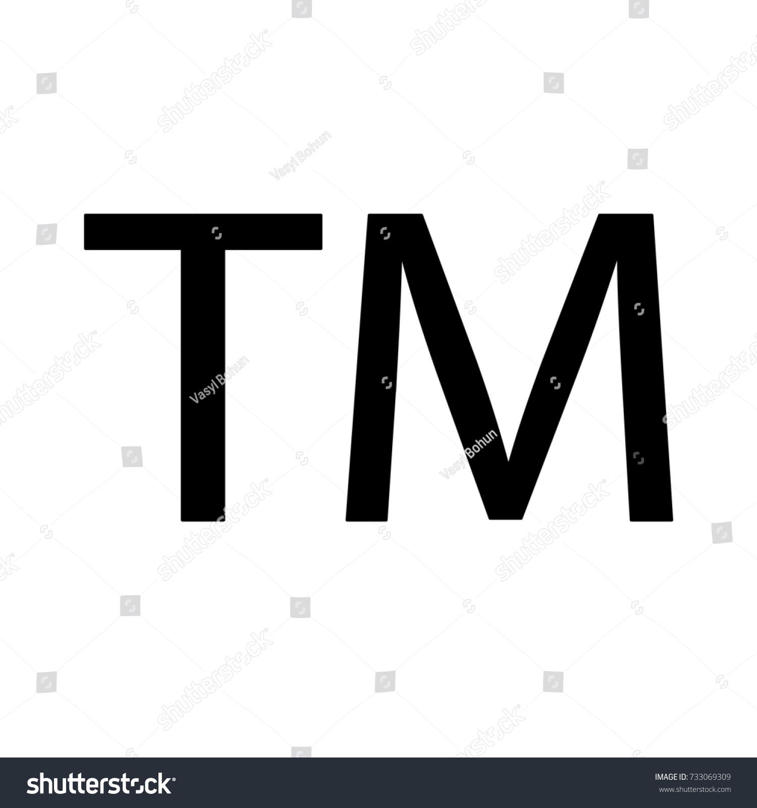 Trademark icon tm symbol stock illustration 733069309 shutterstock trademark icon tm symbol buycottarizona