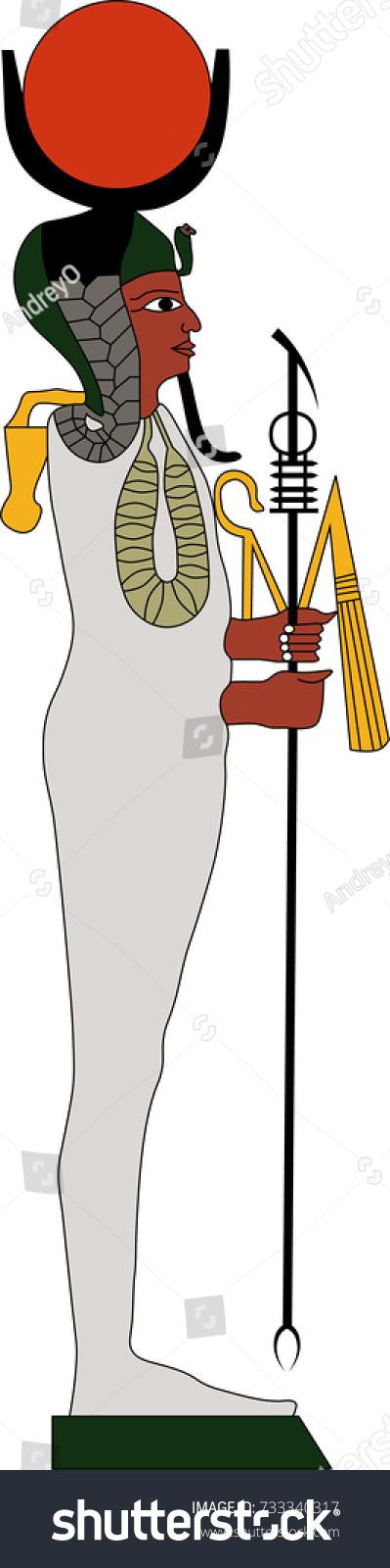 Znalezione obrazy dla zapytania iah egyptian god