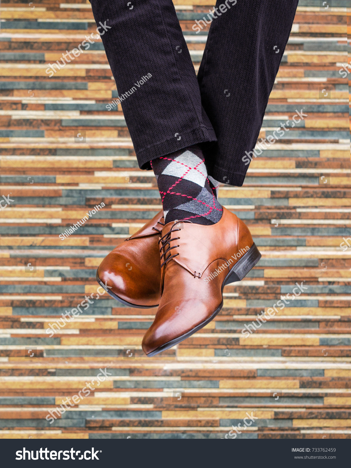 Fashionable Mens Shoes Beautiful Feet