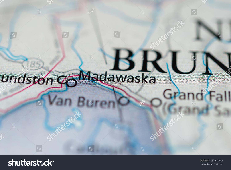 Madawaska Maine Stock Photo Edit Now 733877341 Shutterstock