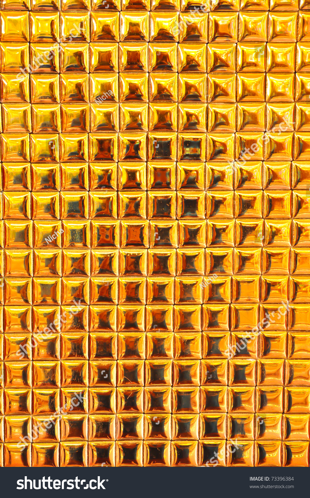Golden ceramic tile texture stock photo 73396384 shutterstock dailygadgetfo Choice Image