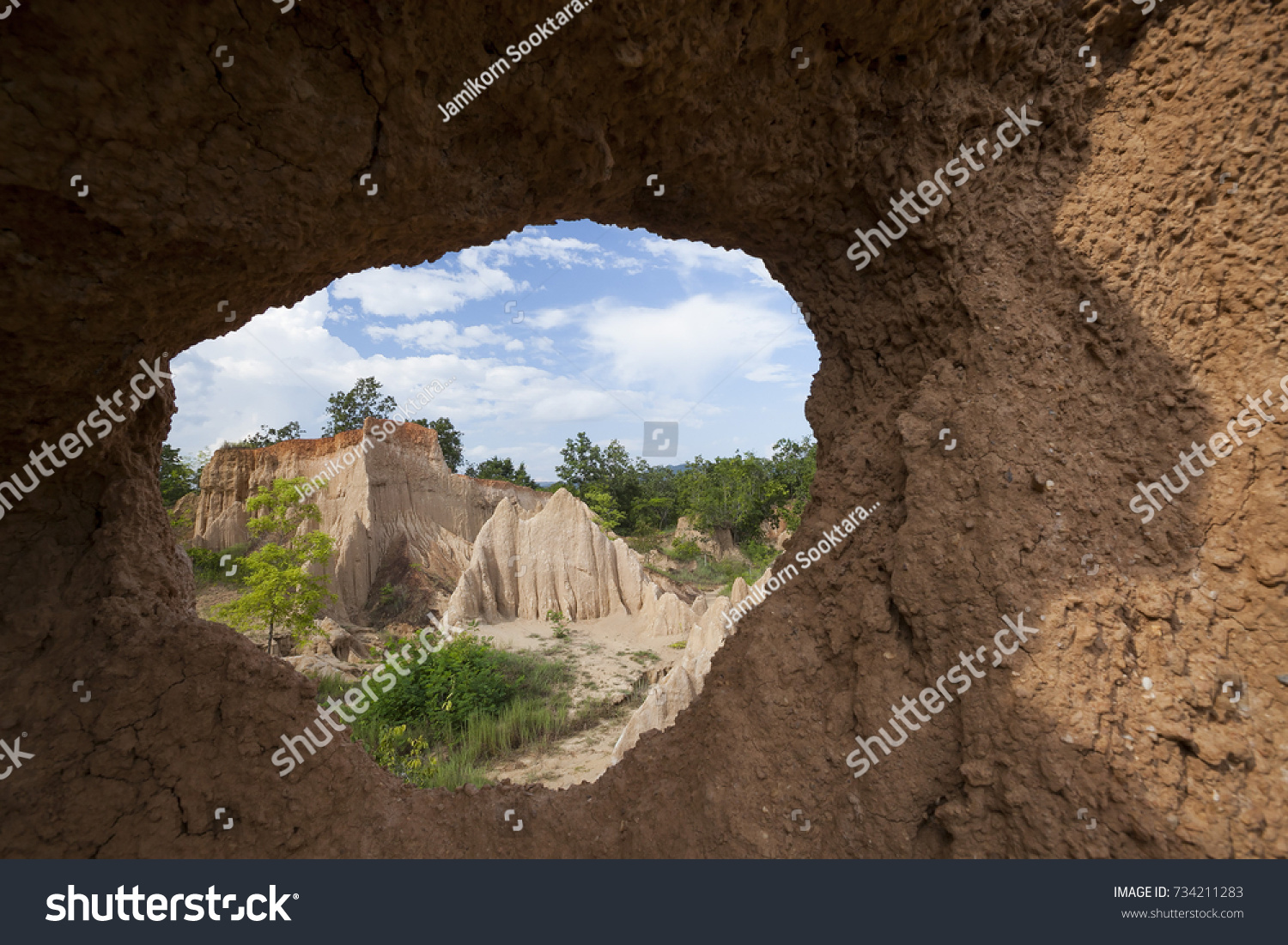 Wind water erosion cause strange landscape stock photo 734211283 wind water erosion cause strange landscape stock photo 734211283 shutterstock sciox Gallery