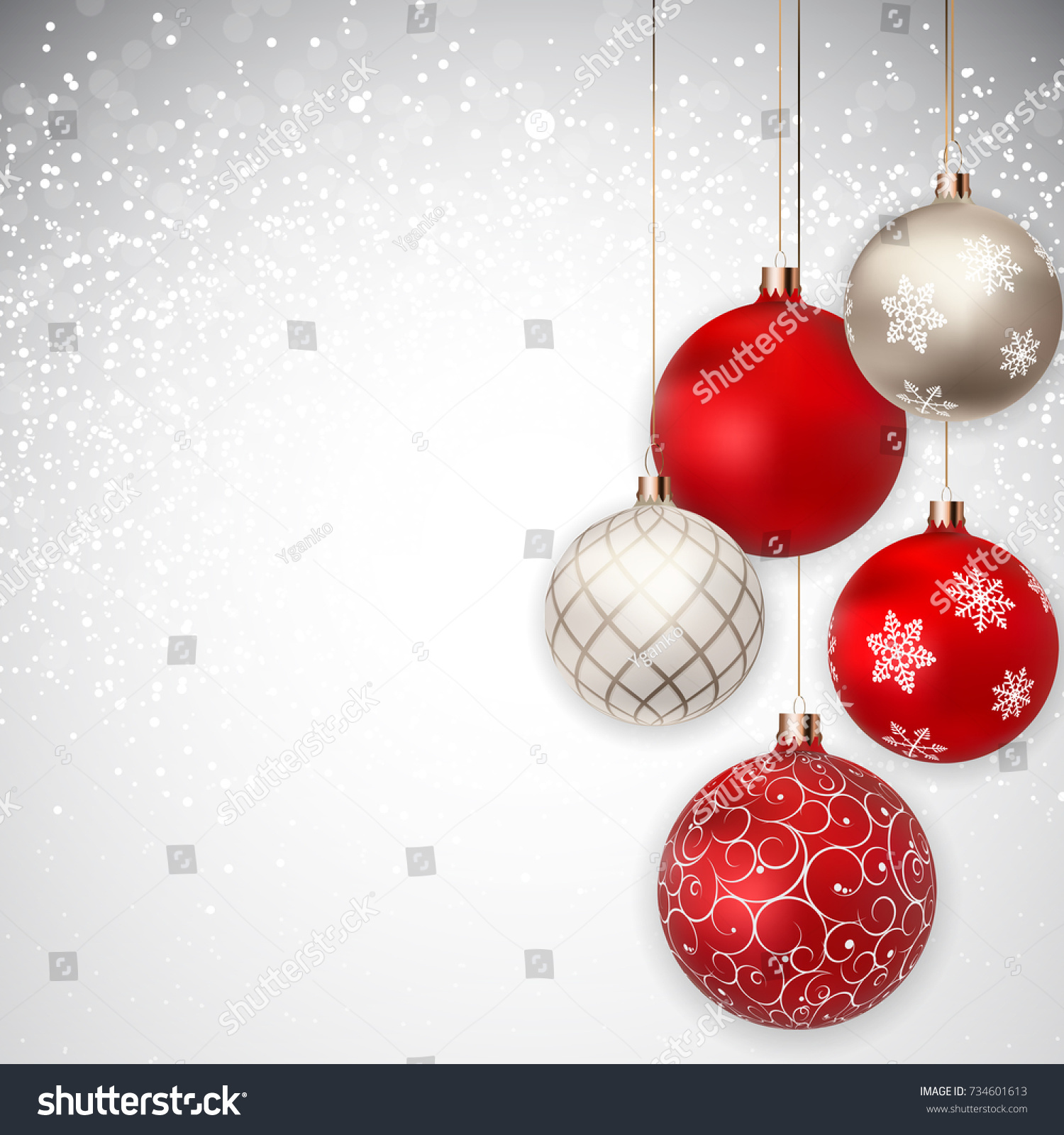merry christmas new year background vector stock vector royalty free 734601613 https www shutterstock com image vector merry christmas new year background vector 734601613
