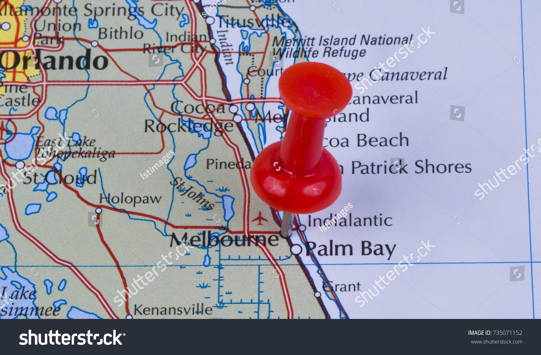 Melbourne Florida Brevard County United States Stock Photo Edit Now