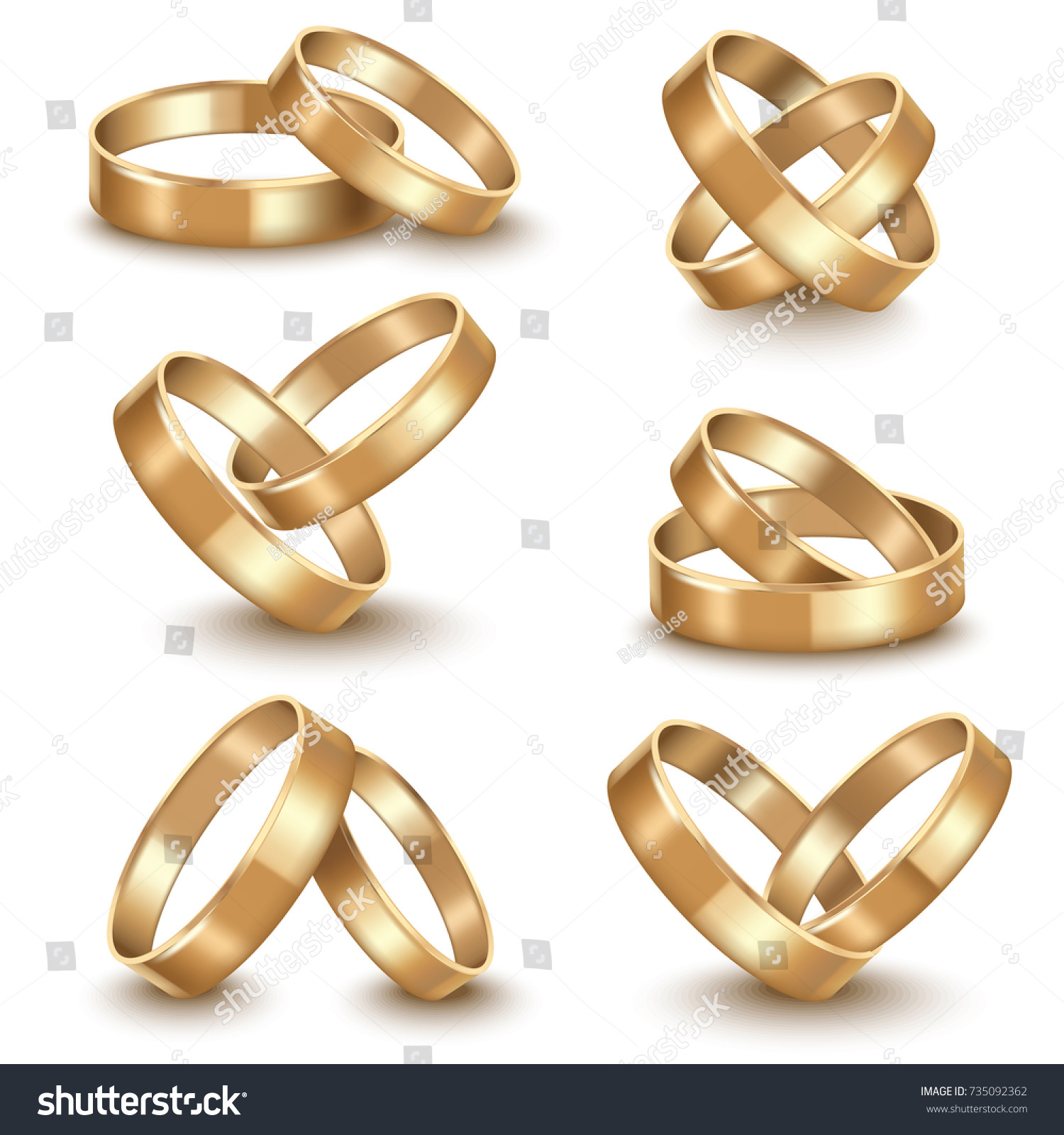 background white rings hd wedding download golden wallpaper
