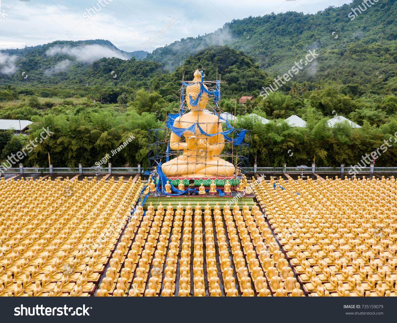 Buddha image lord buddha among 1250 stock photo 735159079 buddha image of lord buddha among the 1250 monks the symbol of magha puja day biocorpaavc