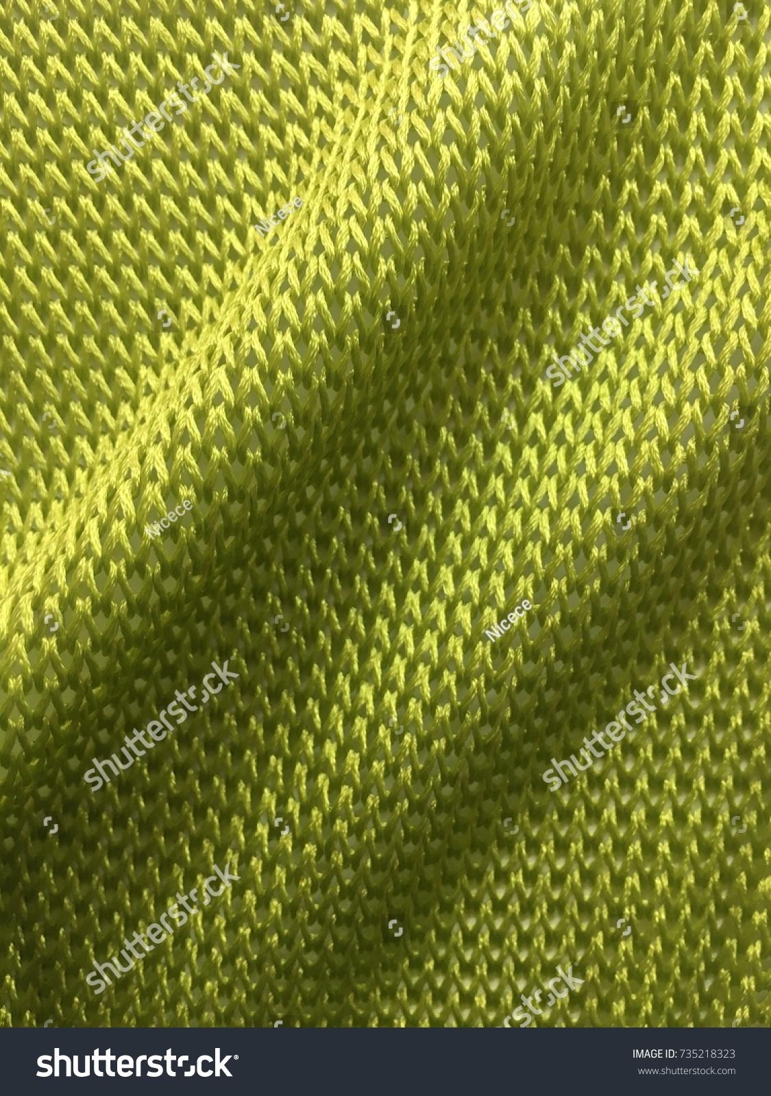 Light Green Piece Stocking Stitch Knit Stock Photo Edit Now