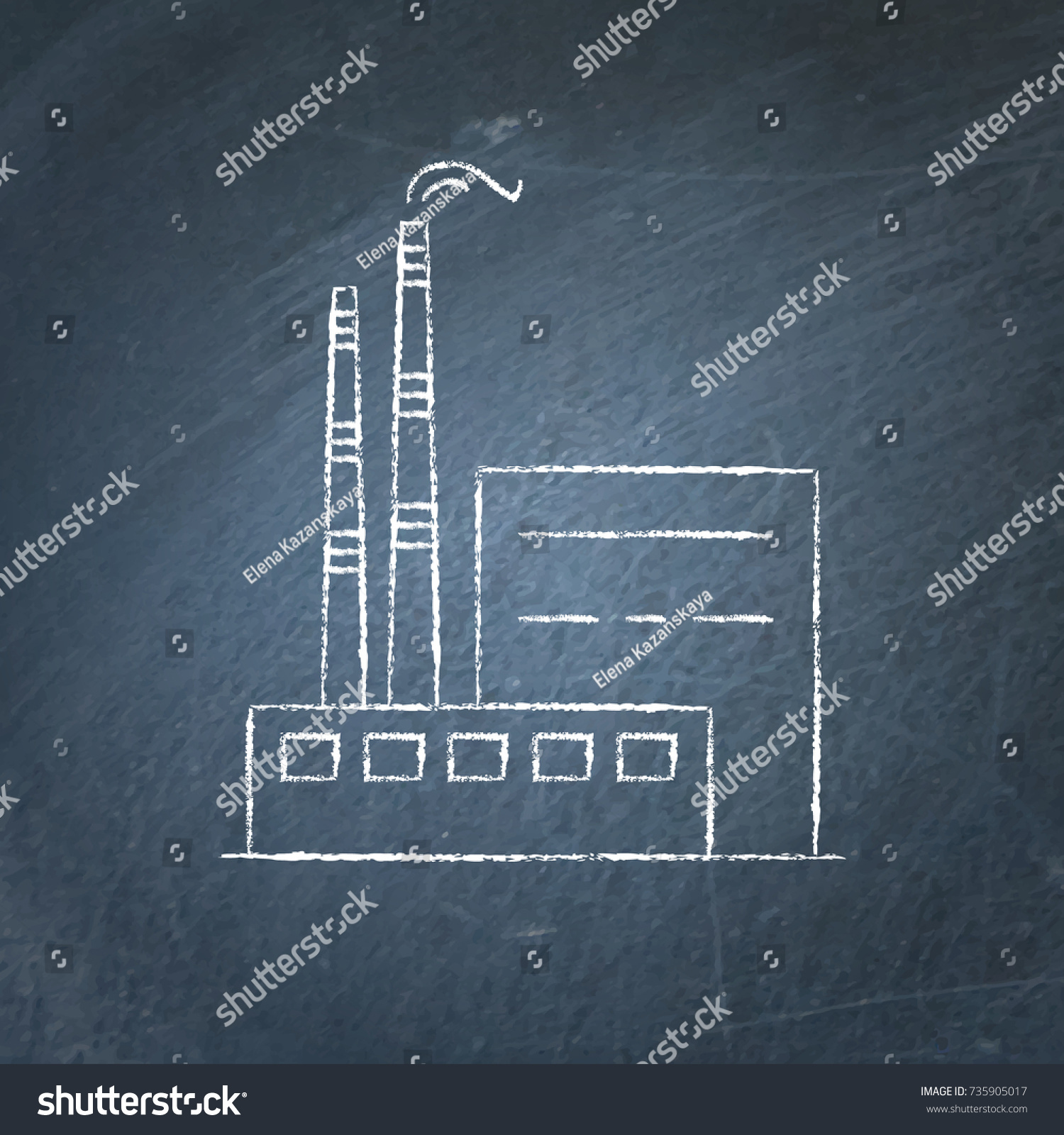 power plant schematic symbols coal power plant icon sketch on stock vector  royalty free  735905017  coal power plant icon sketch on stock