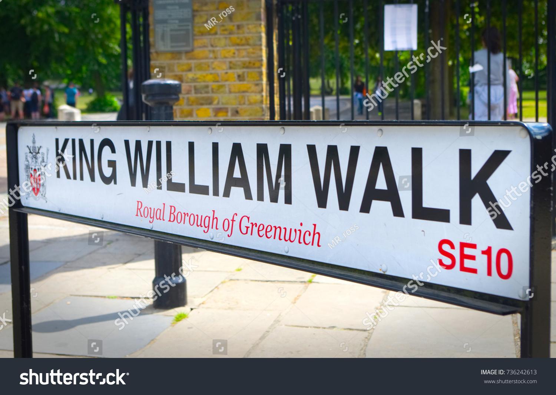 stock-photo-closeup-sign-of-king-william