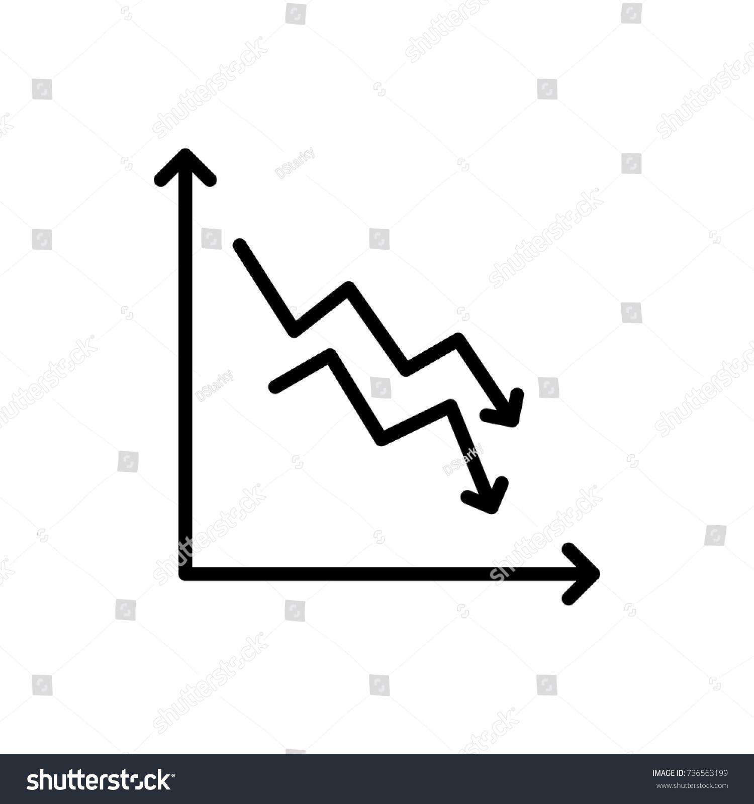 Modern data line icon premium pictogram stock vector 736563199 modern data line icon premium pictogram isolated on a white background vector illustration biocorpaavc