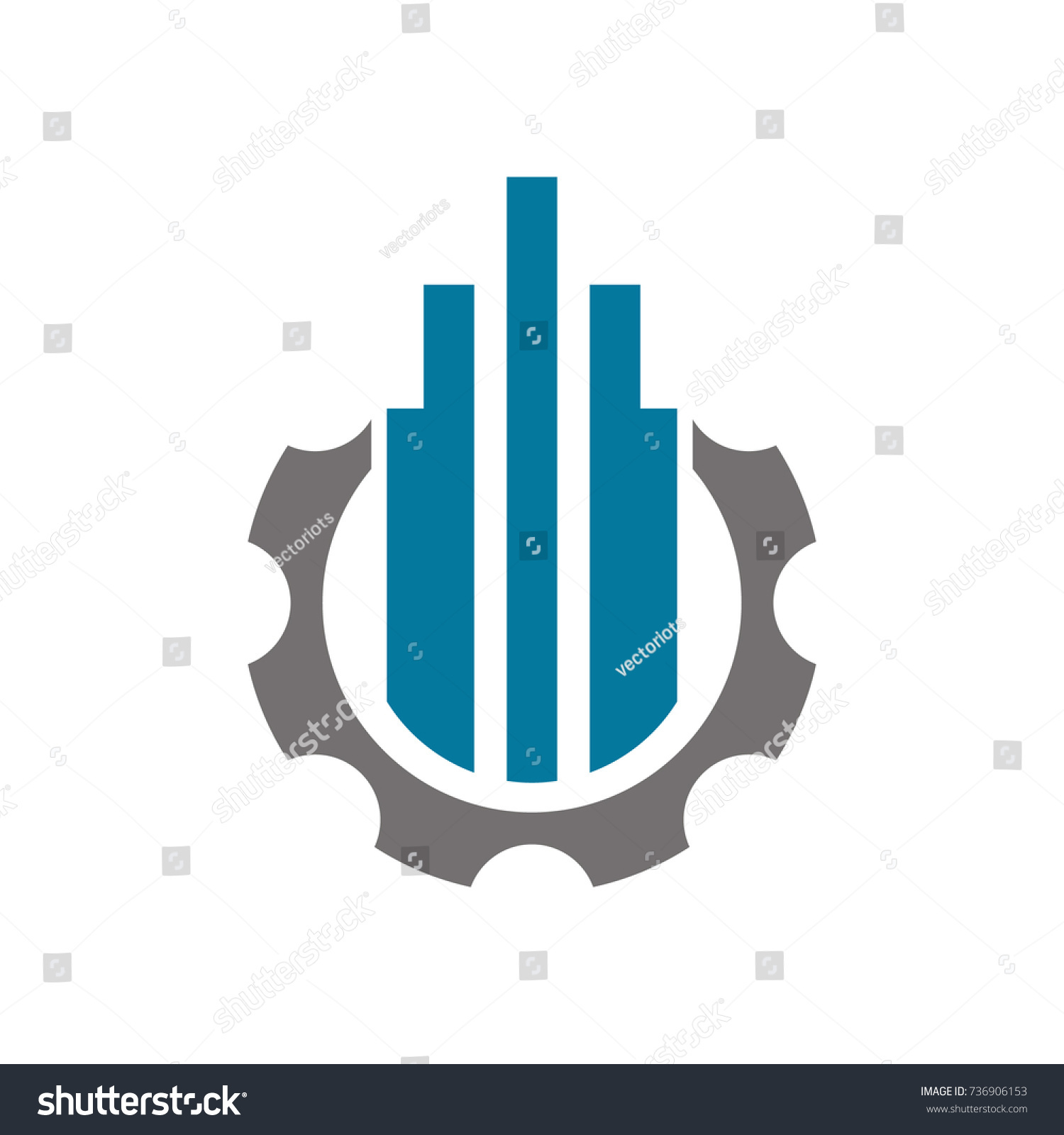 building maintenance logo design template vector stock vector rh shutterstock com maintenance logo designs maintenance logos pics