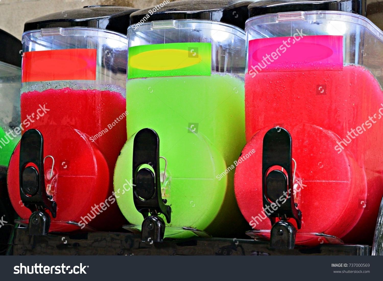 Fruit Granite Distributor Stock Photo (Edit Now) 737000569