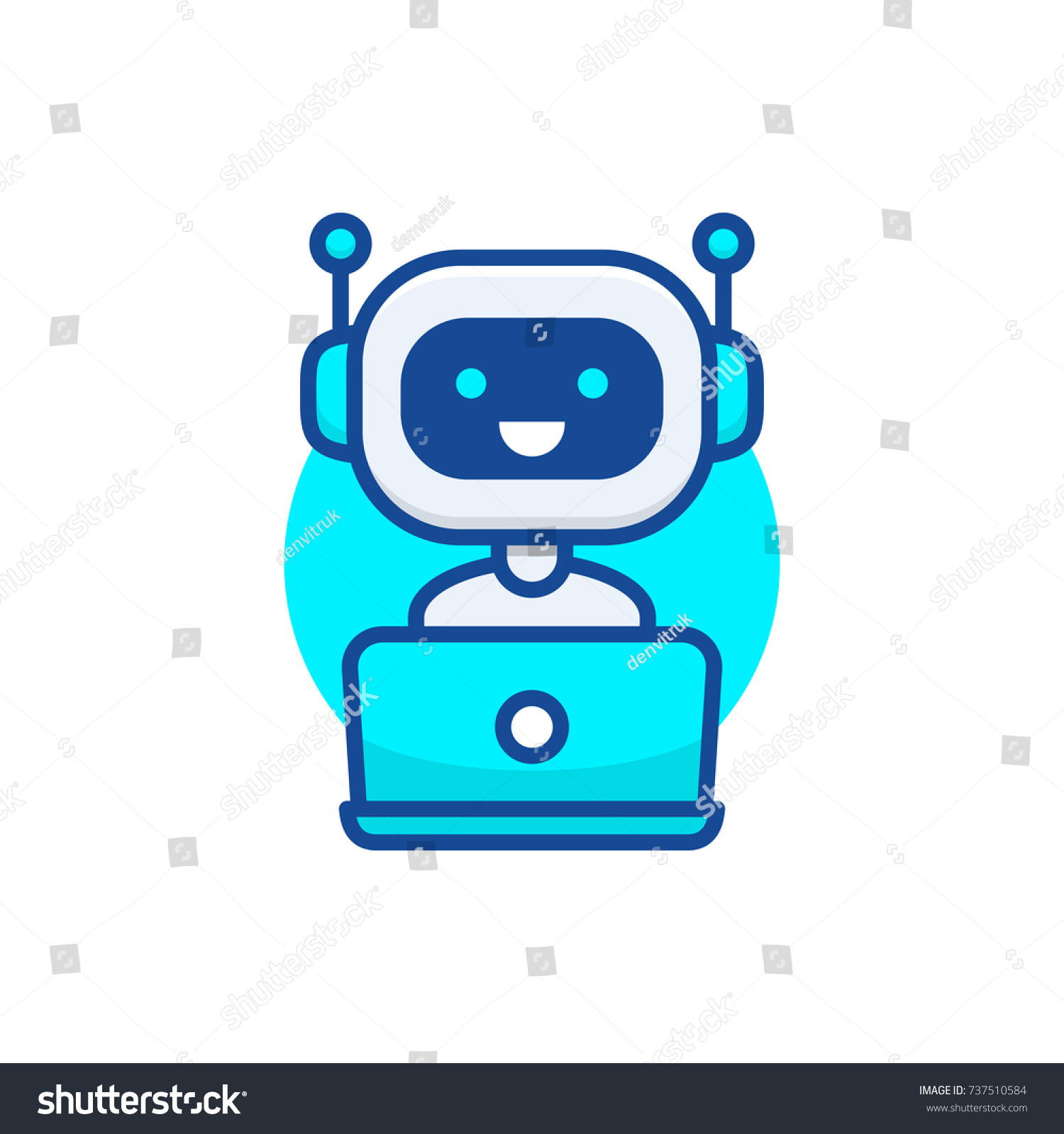 Bot Creator Icon – Daily Motivational Quotes
