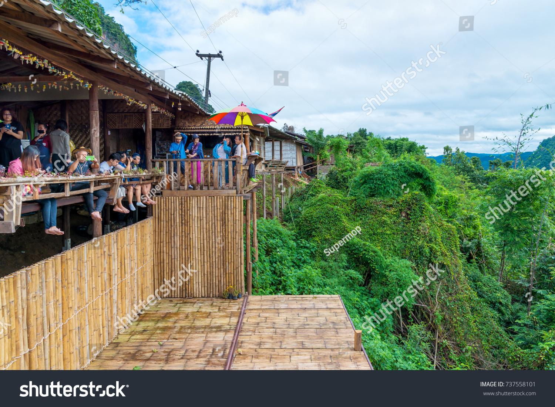 mae hong son thailand october 5 2017 stock photo edit now rh shutterstock com