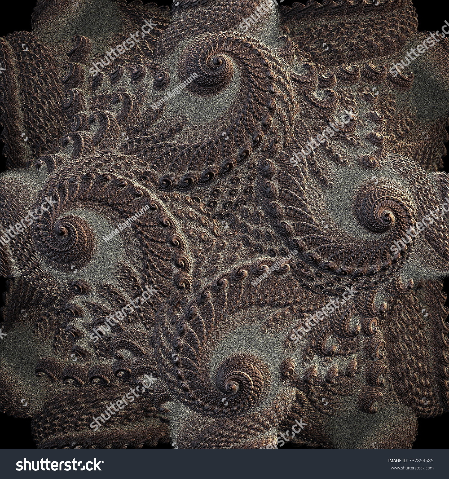 Composition Book Cover Background ~ Spirals dimensional abstract composition background stock