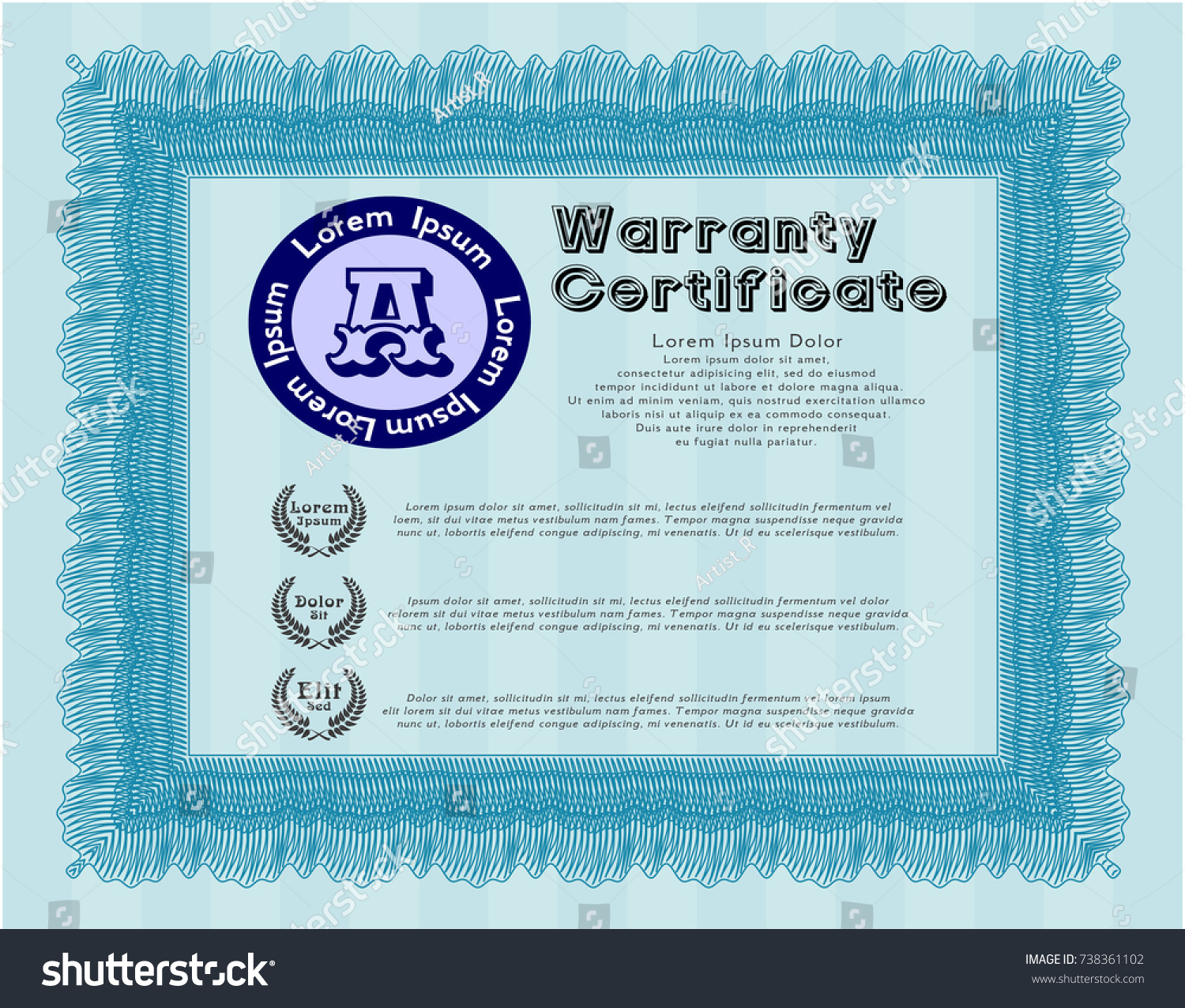 Certificate of authenticity template for publisher image certificate guarantee template images certificate design and xflitez Image collections