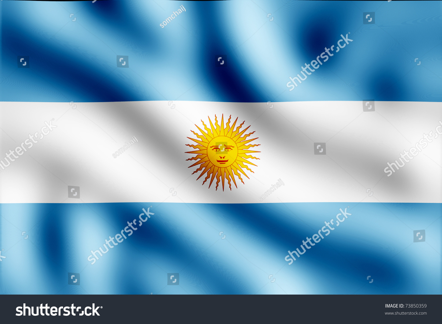 argentina blowing