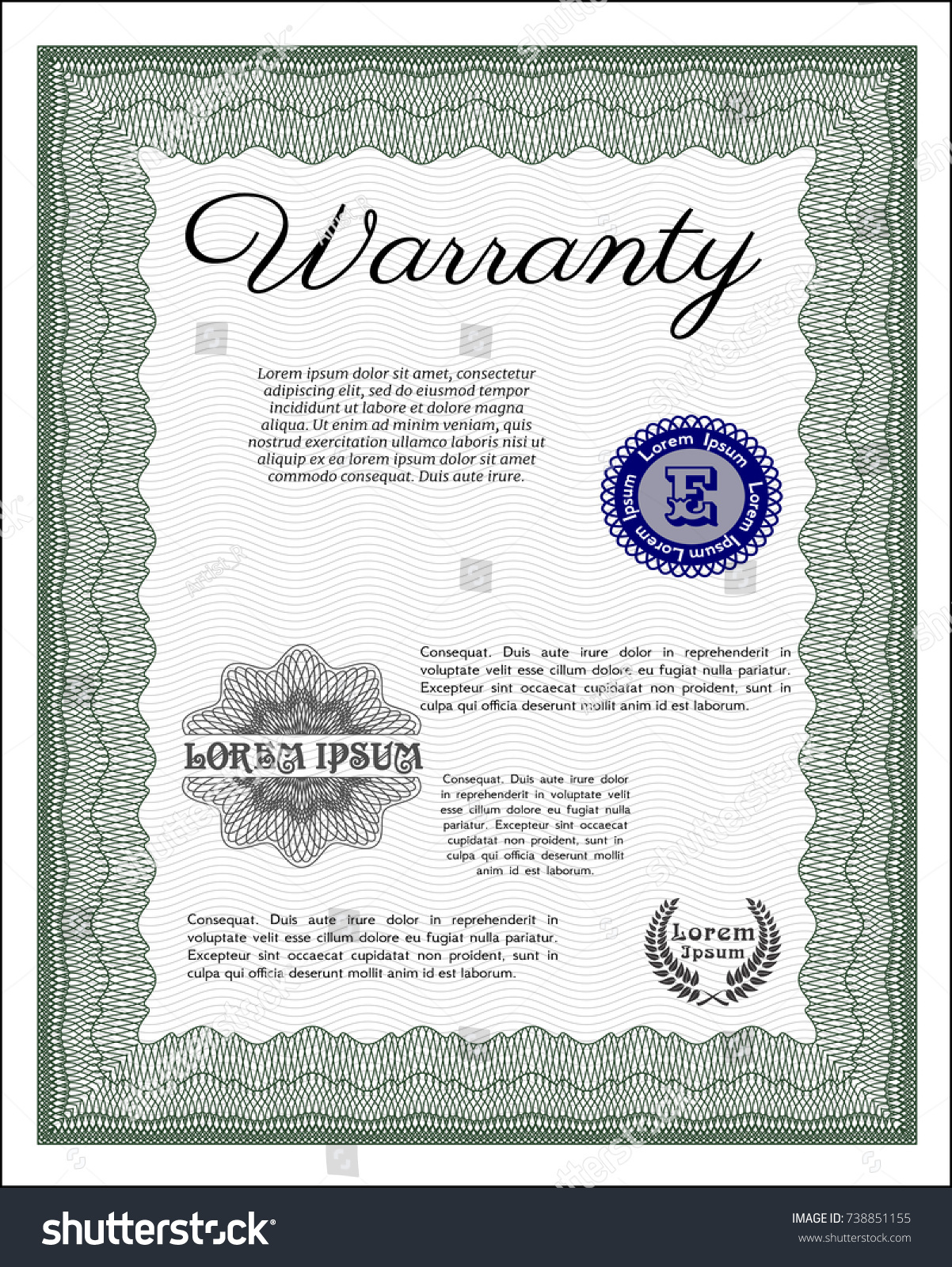 Word template certificate sample of announcement memo liability money certificate template free choice image certificate design stock vector green vintage warranty certificate template money yelopaper Gallery